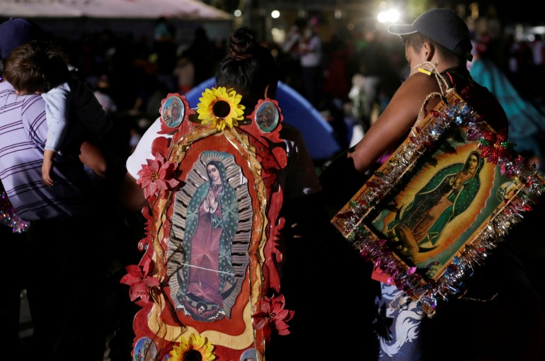 The Central Valley honors the Virgin of Guadalupe