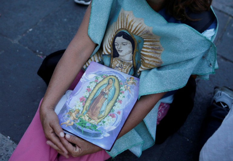 Why Our Lady of Guadalupe Is Celebrated Across the US