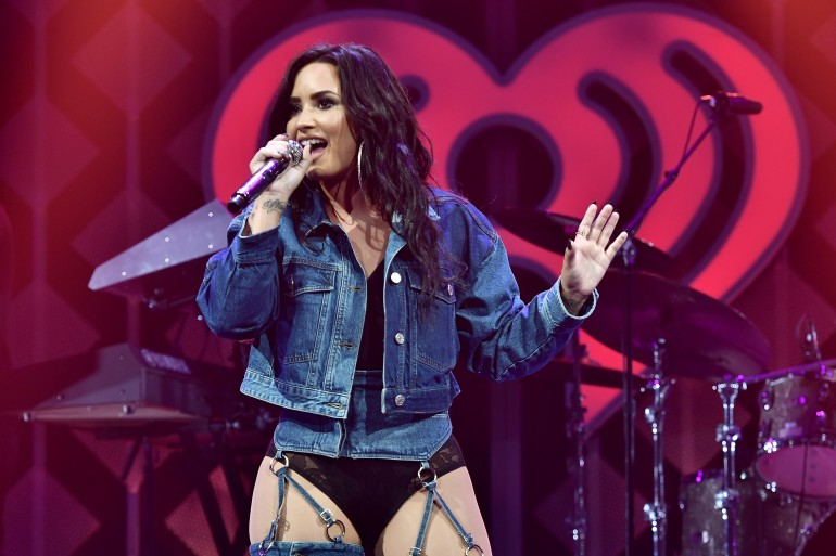 Demi Lovato Conquers Insecurities About Her Body With an Inspiring Post!