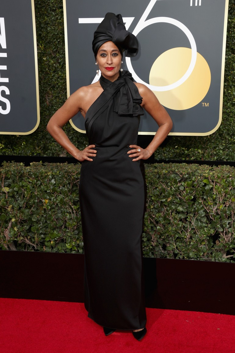 Golden Globes 2018 Red Carpet Photos: Tracee Ellis Ross