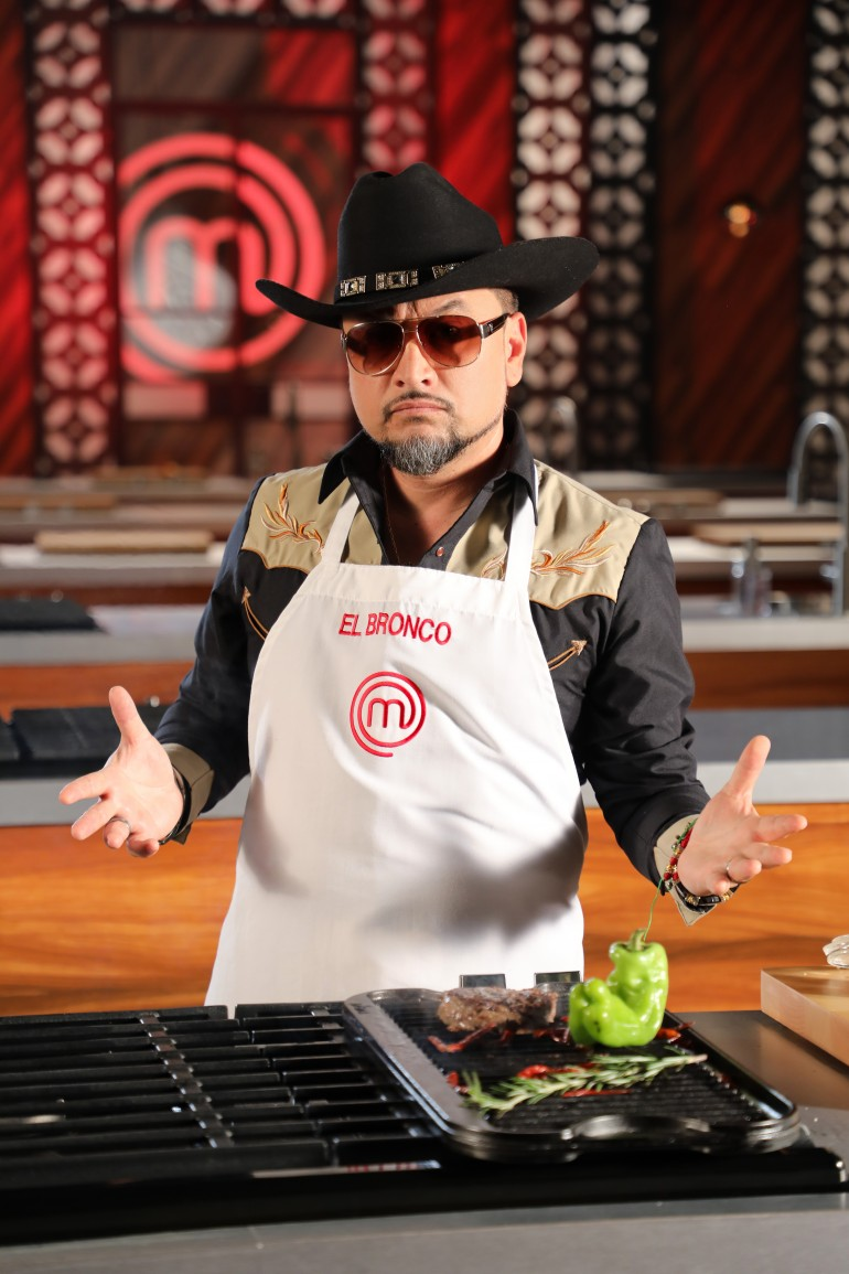 MasterChef Latino Contestants: El Bronco
