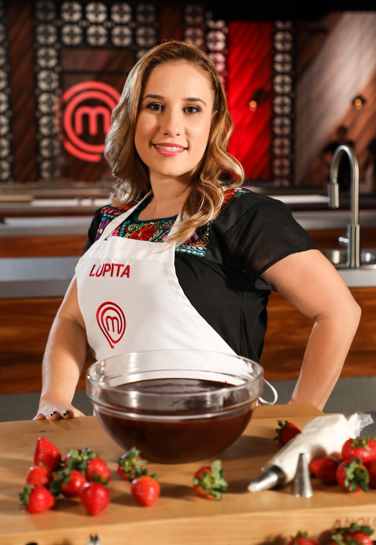 MasterChef Latino Contestants: Lupita