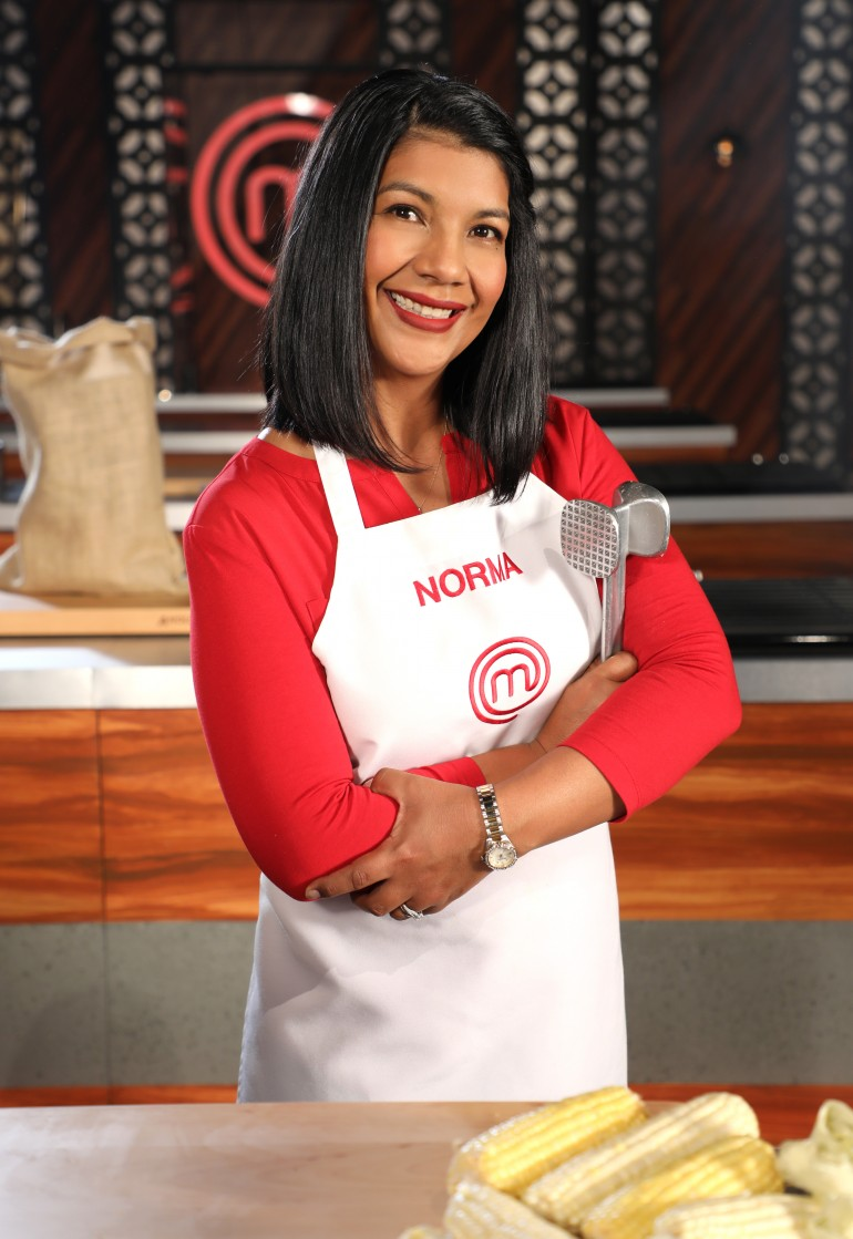 MasterChef Latino Contestants: Norma Santana
