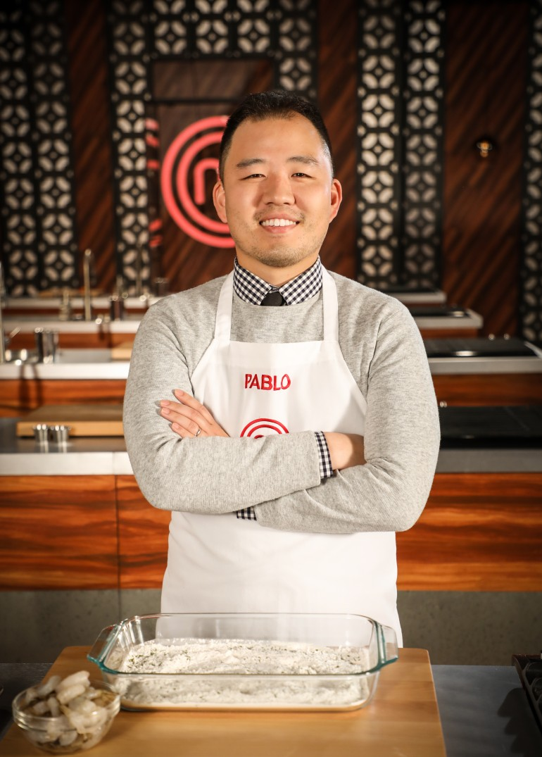 MasterChef Latino Contestants: Pablo Kim