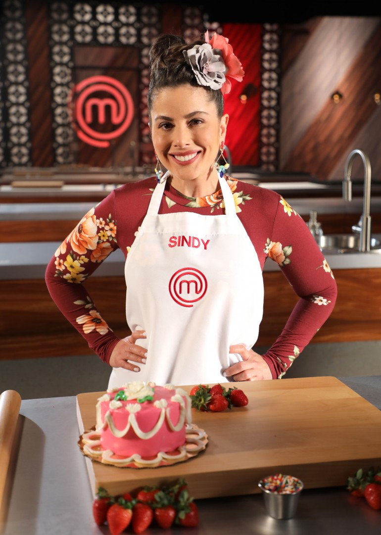 MasterChef Latino Contestants: Sindy Lazo