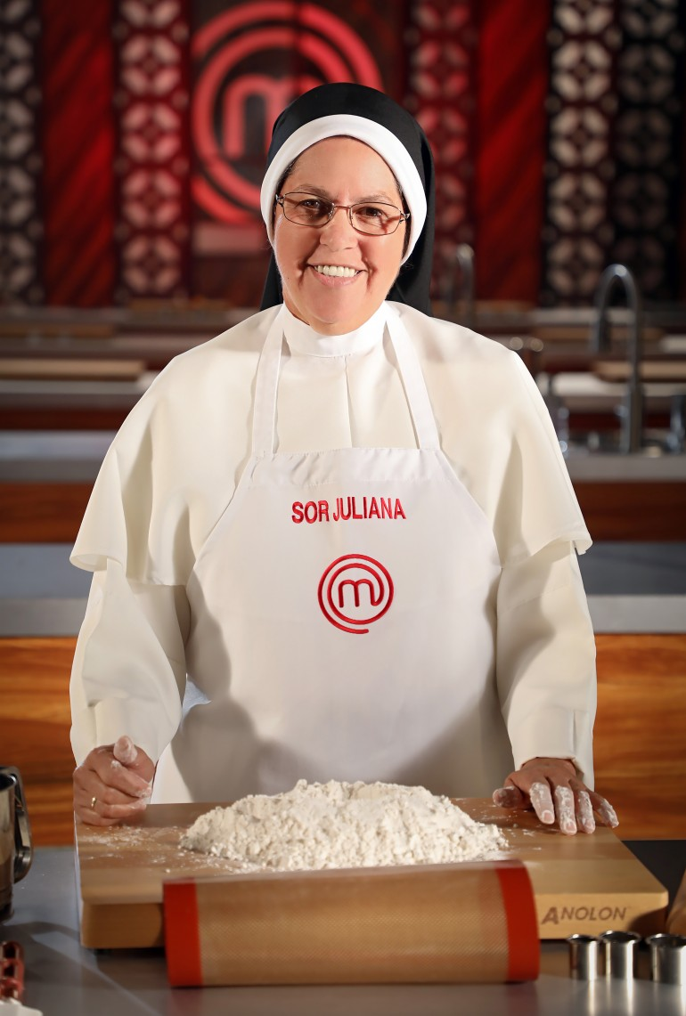 MasterChef Latino Contestants: Sor Juliana
