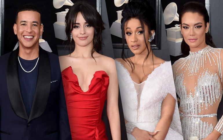 Grammys 2018 Red Carpet Photos