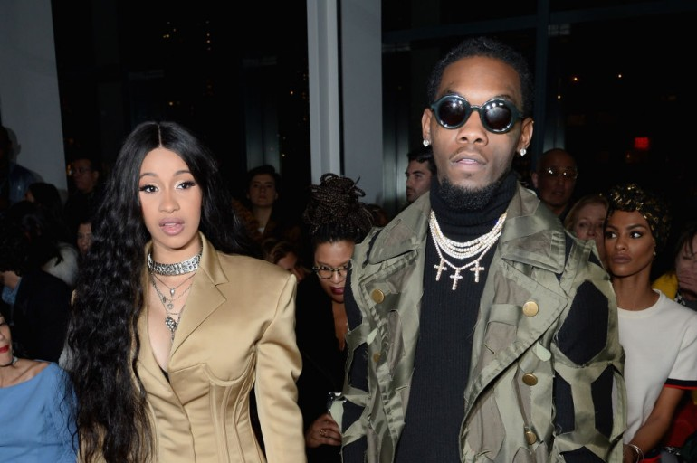 Cardi And Offset The Best Est Party Looks