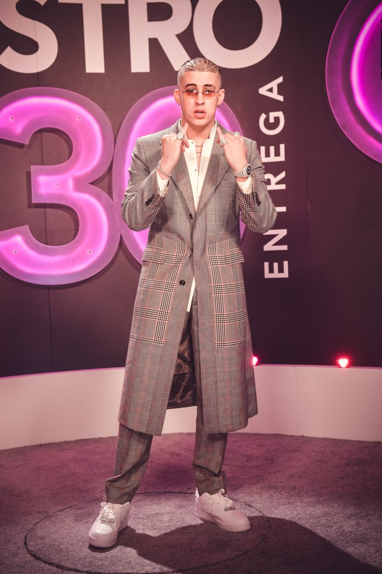 Premio Lo Nuestro 2018 Red Carpet Photos: Bad Bunny