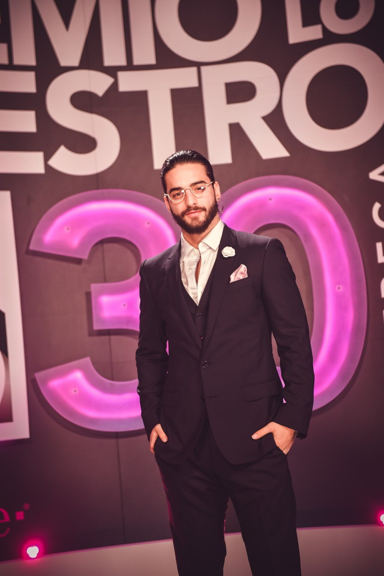 Premio Lo Nuestro 2018 Red Carpet Photos: Maluma