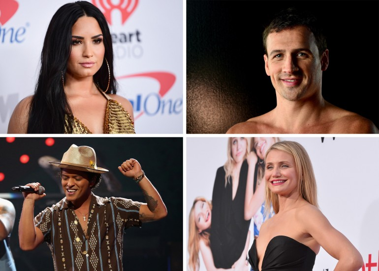 50 Celebrities You Didn't Know Were Latino