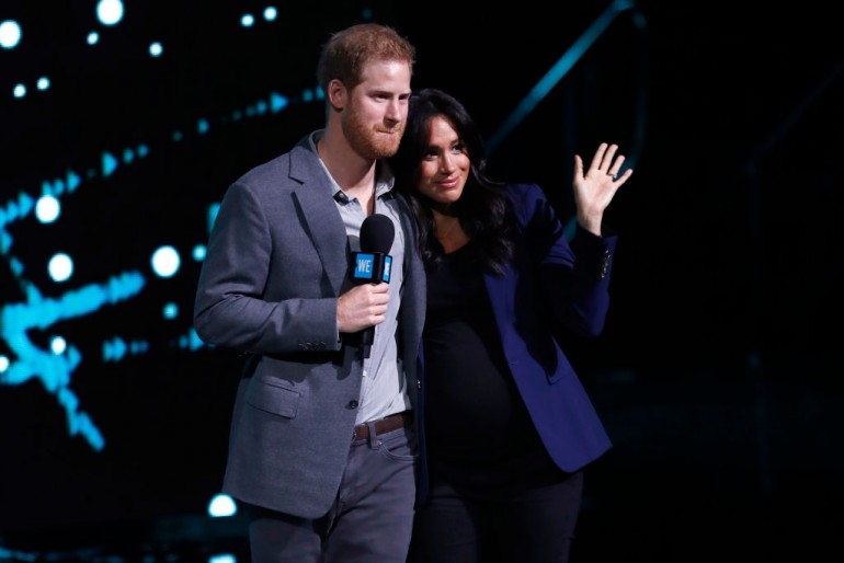 Meghan Markle, Prince Harry conspiracy theories