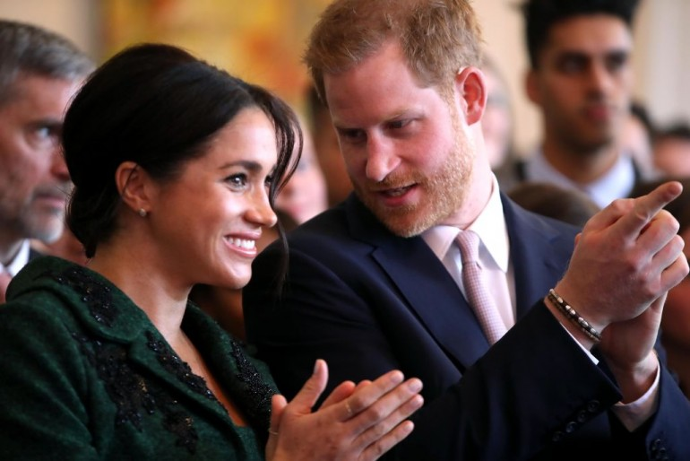 Prince Harry, Meghan Markle conspiracy