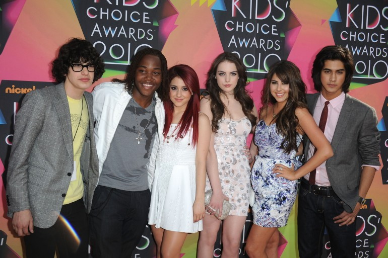 Victorious Cast, Ariana Grande