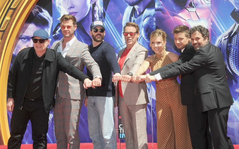 Avengers Cast and Crew