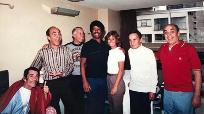don ramon and friends