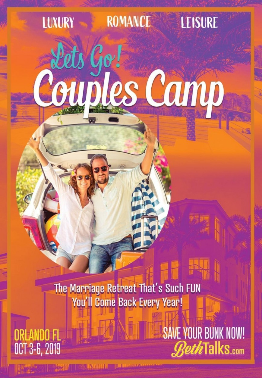 couples camp