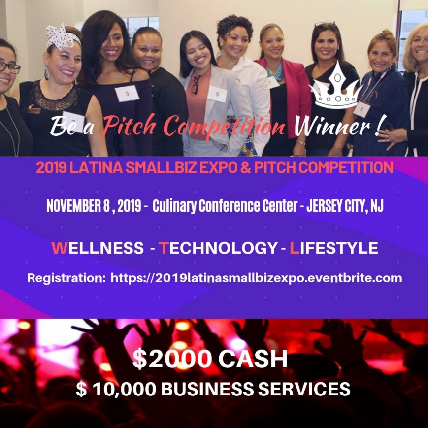 Latinas in Business Inc