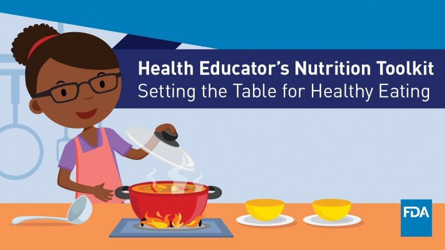 Fall into Healthier Eating Habits With FDA's Nutrition Toolkit
