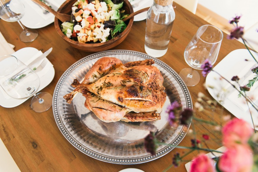 Thanksgiving is a day to spend with family and friends to share thanks, stories, food, and hopefully, no food-borne illnesses.