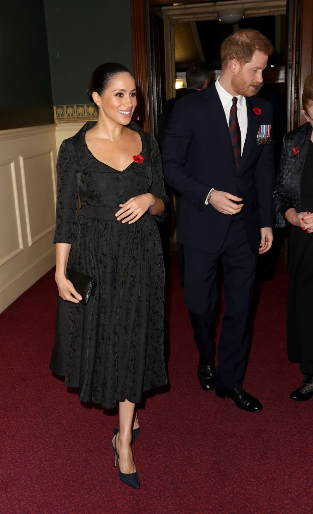 Meghan Markle Duchess of Sussex and Prince Harry