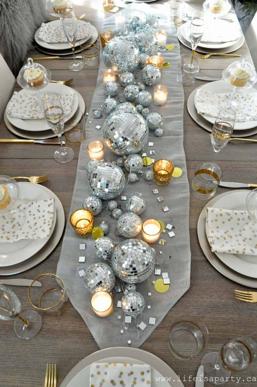 New Year's Eve Party Ideas: 10 Decoration Tips And Tricks