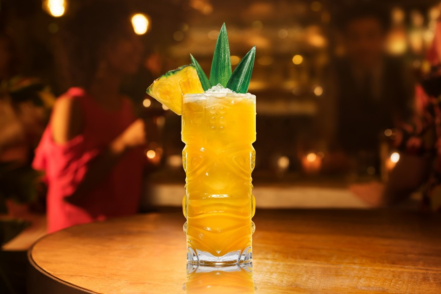Spiced & Pineapple