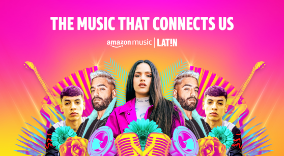 Amazon Music LAT!N