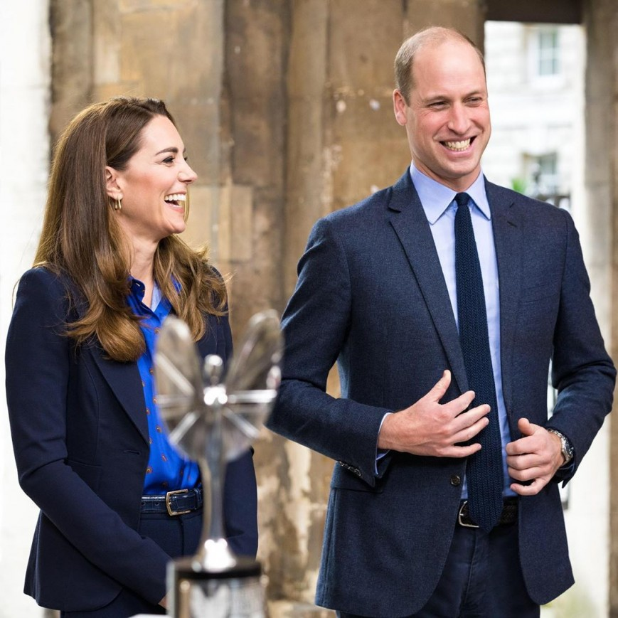 It is reported that when Prince William was down with COVID-19, he carried out 14 engagements (virtually) in self-isolation