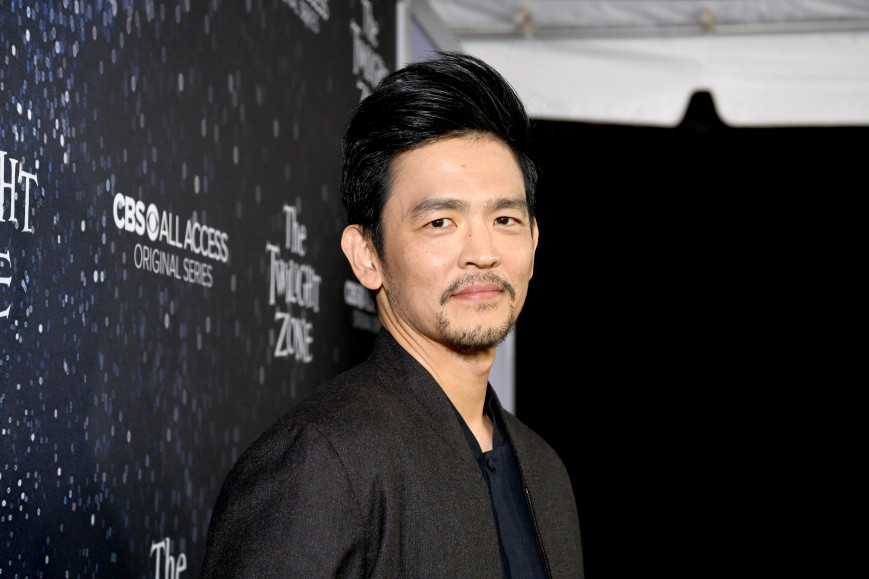 """John Cho attends CBS All Access new series """"The Twilight Zone"""" premiere at the Harmony Gold Preview House and Theater"""