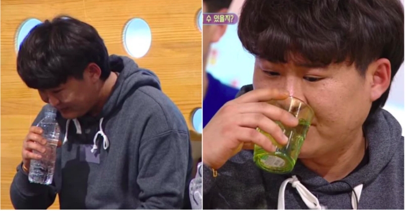 The South Korean man had replaced his water intake with alcoholic beverages like beer
