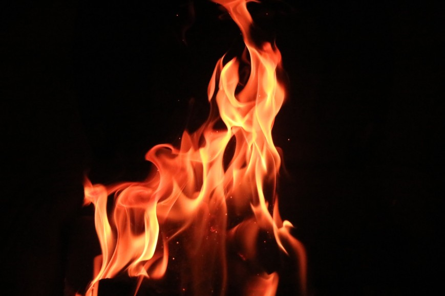 50-year-old man set on fire by teens