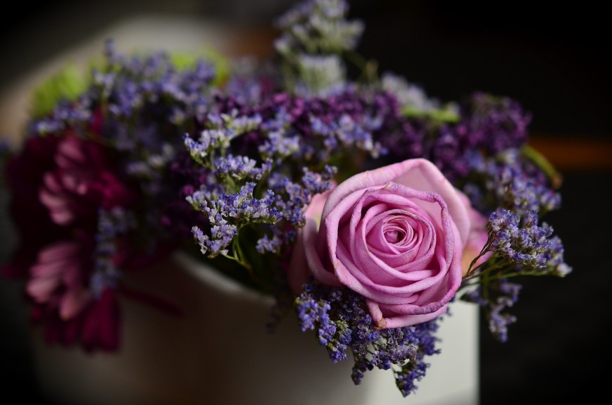 Florist Planted Hidden Camera In Bouquet To Take Nude