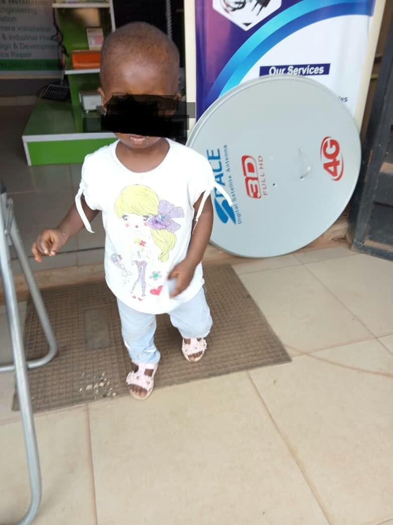 19-month old girl allegedly defiled by assistant pastor in Delta State