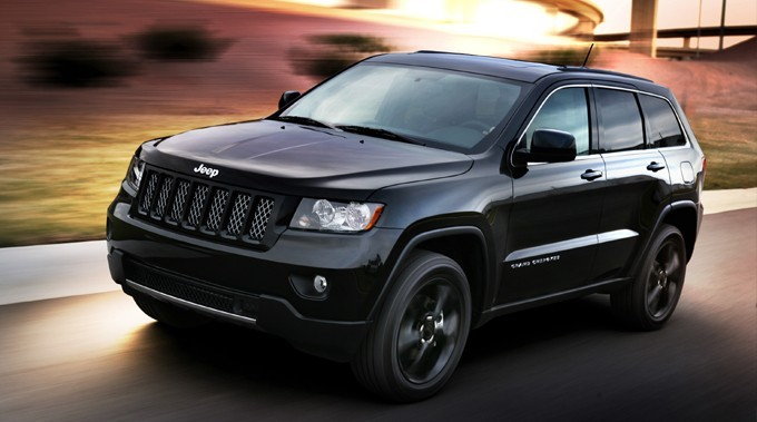 Jeep Models By Year >> Chrysler Jeep Grand Cherokee 2013 Model Year Shortened