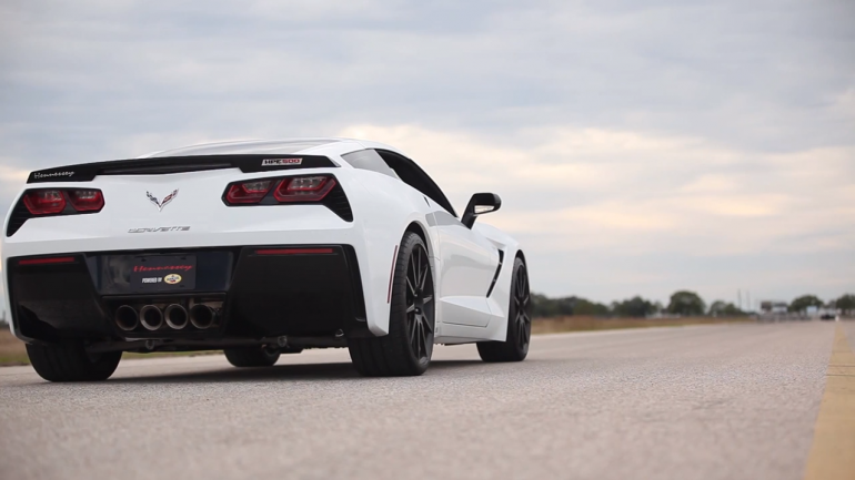 2014 Corvette Stingray Hennessey HPE500