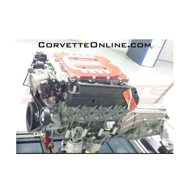 2015 corvette Z06 engine