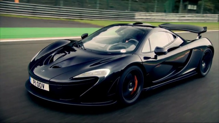 Top Gear McLaren P1 Review: Four Jeremy Clarkson Quotes On Ultimate