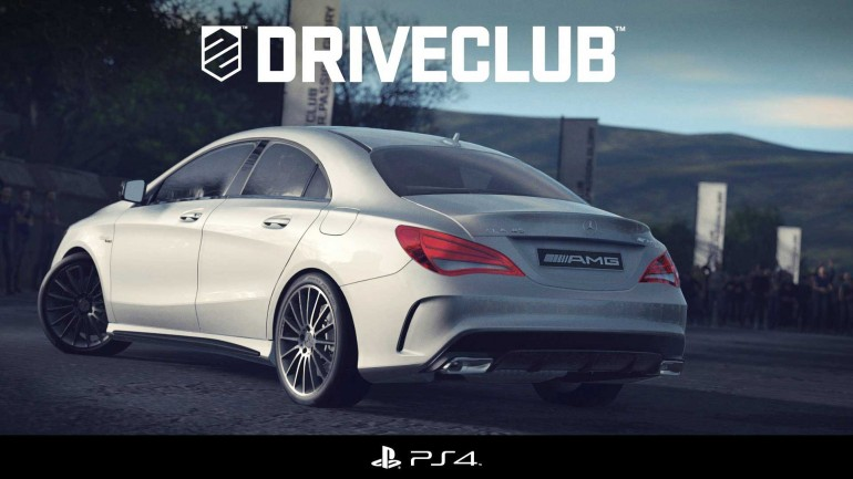 Driveclub For Sony PS4 Delayed Why Are Developers Going Back To