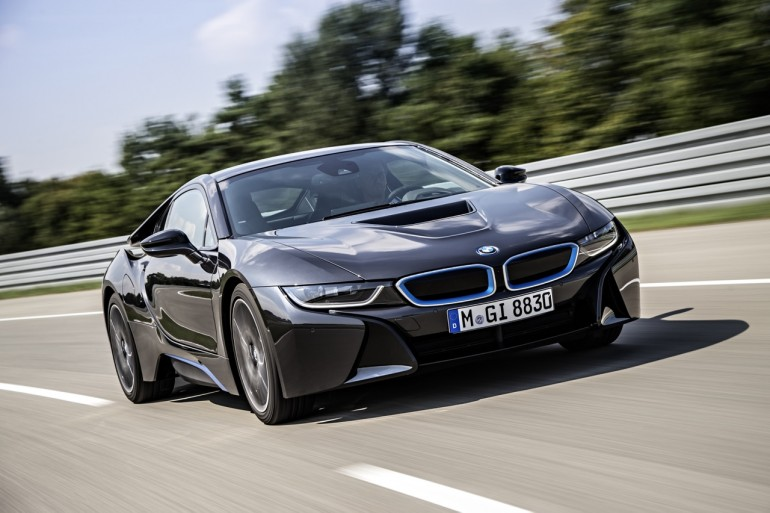 Bmw I8 Price And Specs 170 000 Hybrid Supercar Is Good Not Great