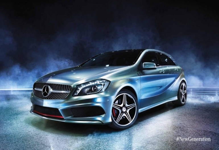 2013 mercedes benz a45 amg no plans for u s market for Mercedes benz strategic plan