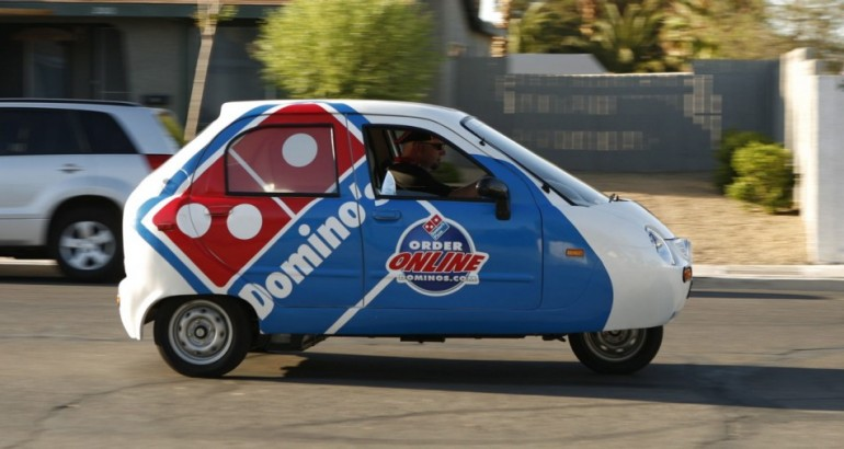 Dominos Pizza Launches Ultimate Delivery Vehicle