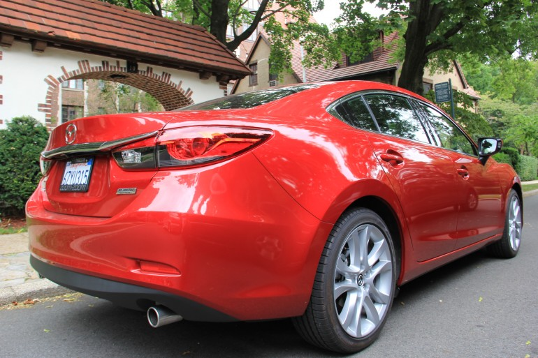 2014 mazda 6 review 2 5 skyactiv touring 6 speed manual is a miata for the family. Black Bedroom Furniture Sets. Home Design Ideas