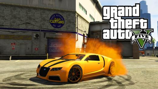 Download Grand Theft Auto 5/V Patch/Update V5 + Crack  [Patch]