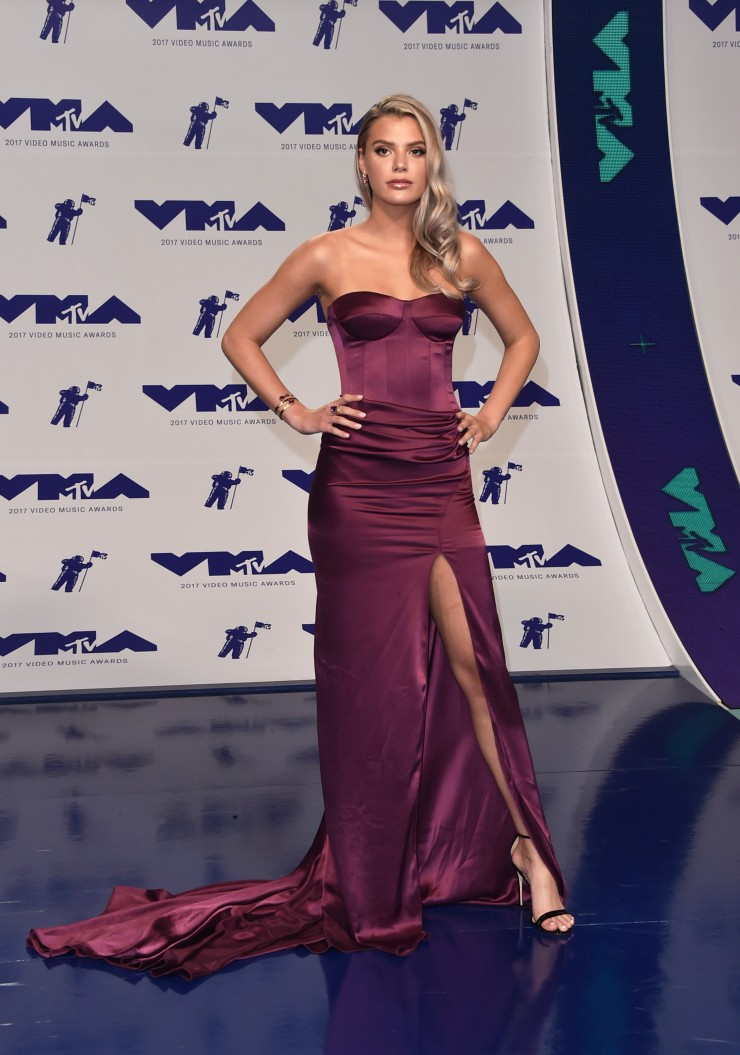 MTV VMAs 2017 Red Carpet Photos: Alissa Violet