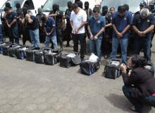 Nicaragua nabs Mexican cop, others with $7 million posing as reporters