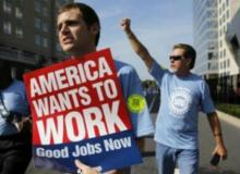 US Economy Adds Only 96K Jobs; Unemployment Rate at 8.1 Percent