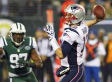 NFL: Patriots revel in festive mood after crushing hapless Jets