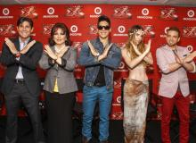 El Factor X Judges and Presenter (Grosby Group)