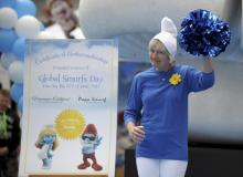 Global Smurfs Day Is Celebrated Around The World